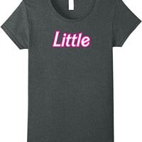 Sorority Little Greek Reveal Initiation T-Shirt