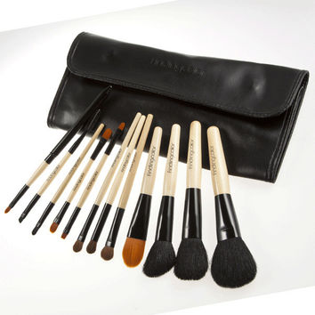 12-pcs Makeup Brush Sets [9647073679]