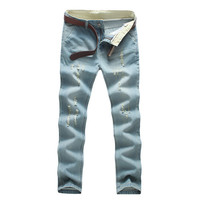 Mens Cool Faded Jeans