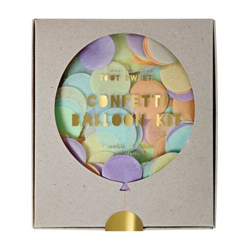 Let's Be Mermaids Confetti Balloon Kit