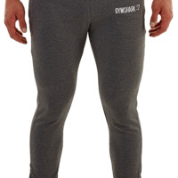 Mens Fit Tapered Bottoms 2.0 | Charcoal | Gymshark