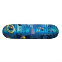 Art Skateboarddeck