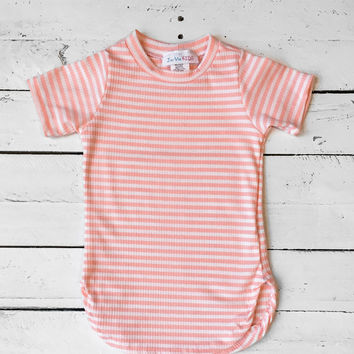 Girls Striped Top