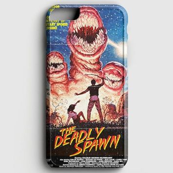 Deadly Spawn Vintage Horror iPhone 6/6S Case | casescraft