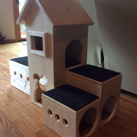 Bunny Farmhouse