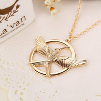 Hunger Games Mocking Bird Pendant *Hot* jewelry