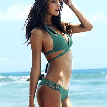 Ale by Alessandra: Rock Solid Candy bikini (3109153-3108153) | Swimwear World