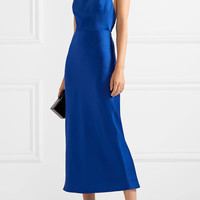 Jason Wu - Satin-crepe midi dress