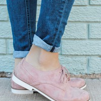 First Love Oxfords