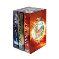Divergent Series Complete Box Set by Veronica Roth (Hardcover)