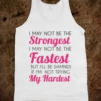 strongest fastest hardest - glamfoxx.com - Skreened T-shirts, Organic Shirts, Hoodies, Kids Tees, Baby One-Pieces and Tote Bags
