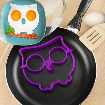 Kitchen Owl Cats Hot Sale Creative Silicone [6033506561]