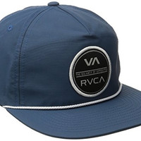 RVCA Men's Circle Type Hat, Stellar, One Size