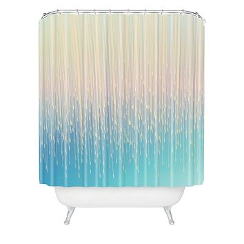 Gabi In Dreams Shower Curtain