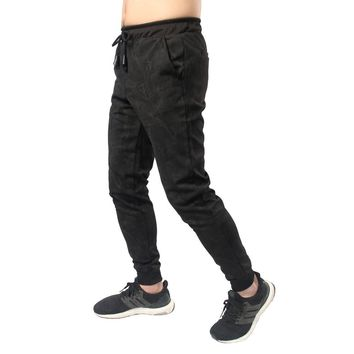 Men's Joggers Solid Pants