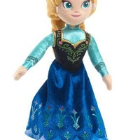 Disney Frozen Bean Anna Plush