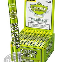 Swisher Sweets Cigarillo Natural White Grape