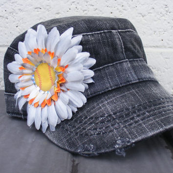 Softball MOM cadet Hat