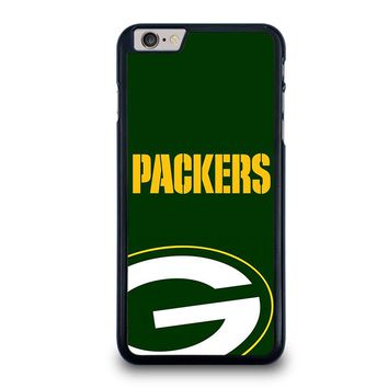 GREEN BAY PACKERS LOGO iPhone 6 / 6S Plus Case Cover