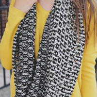 Double Take Infinity Scarf