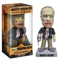 The Walking Dead Zombie Merle Dixon Bobble Head - Funko - Walking Dead - Bobble Heads at Entertainment Earth