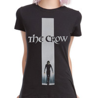 The Crow Cross Girls T-Shirt