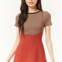 Cami Overall Mini Dress