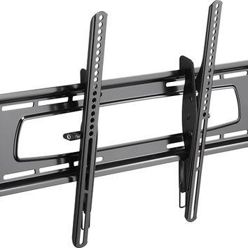 "Rocketfish™ - Tilting TV Wall Mount for Most 32"" to 70"" Flat-Panel TVs - Black"