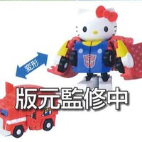 Q Transformers QTC01 Hello Kitty - Transformers 2010 - 2015 Transformers Q Transformers