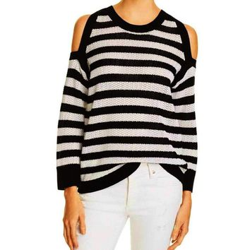 Rag & Bone Tracey Stripe Crewneck Sweater