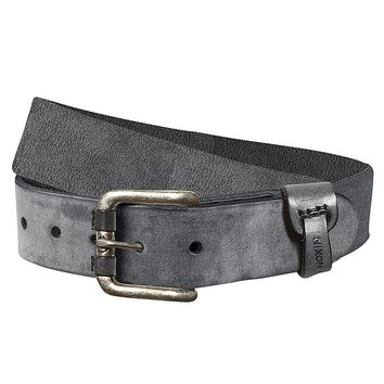 Nixon Dusty Belt - Mens Belts - Gray