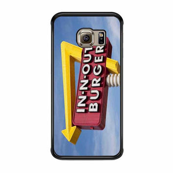 in n out burger funny samsung galaxy s7 s7 edge s3 s4 s5 s6 cases