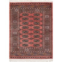 eCarpetGallery Hand-knotted Finest Peshawar Bokhara Brown Wool/ Cotton Rug (3'3x4'7) | Overstock.com Shopping - The Best Deals on One Of A Kind Rugs
