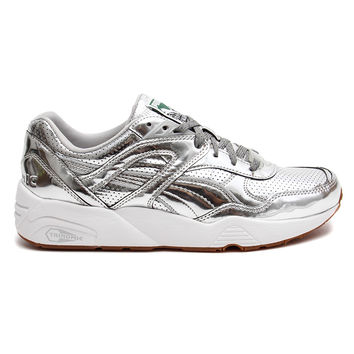 Puma x ALIFE - R698 Trinomic (Metallic Silver/White)