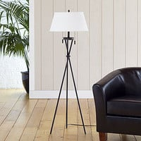 Kinsey Tripod Floor Lamp | Lighting| Home Decor | World Market
