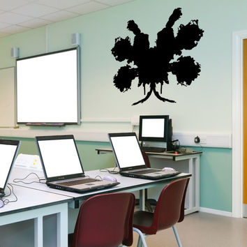 Vinyl Wall Decal Sticker Rorschach #OS_MB886