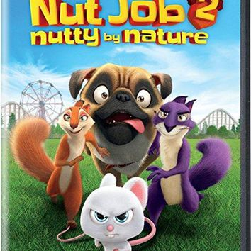 Will Arnett & Maya Rudolph & Cal Brunker-The Nut Job 2: Nutty by Nature