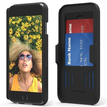 iPhone 6/6S/7 PLus  Hip Case + Clip and Credit Card Holder