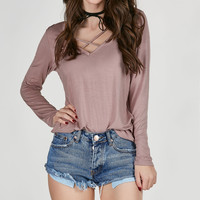 Day And Night Long Sleeve Top