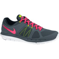 Nike Women's Flex Run 2014 Running Shoe - Charcoal | DICK'S Sporting Goods