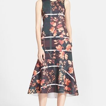 Women's Clover Canyon 'Fall Leaves' Dress,