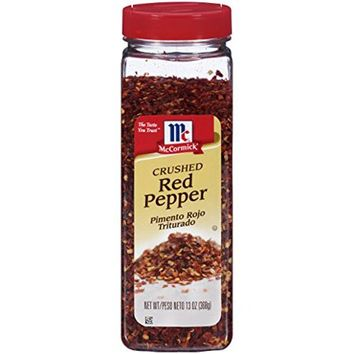 McCormick Pepper, Red Crushed, 13 OZ - Walmart.com