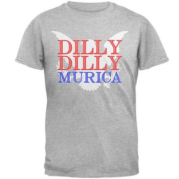 4th of July Dilly Dilly MURICA Mens T Shirt