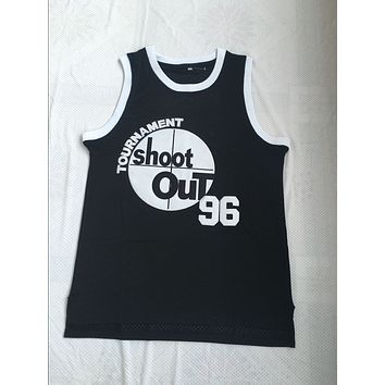 Tournament Shoot Out 96 Birdie Movie Basketball Jersey