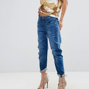 G-Star Be Raw Arc 3D Boyfriend Jean at asos.com