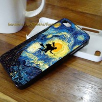 Harry Potter Starry Night Case, iPhone 6/5C/5S/5/4/4S Case, Samsung Galaxy Case