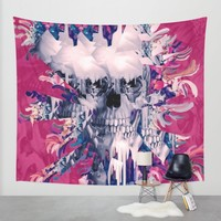 Break Away Wall Tapestry by Kristy Patterson Design | Society6