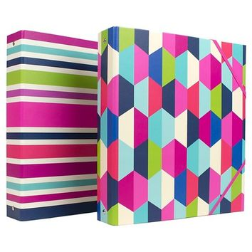 Ring Binder Multi-colored Greenroom