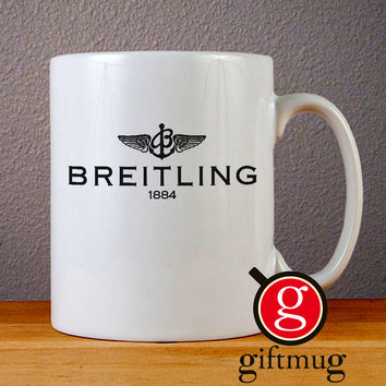 Breitling Watches Ceramic Coffee Mugs