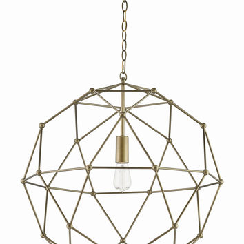 Currey Company Percy Chandelier